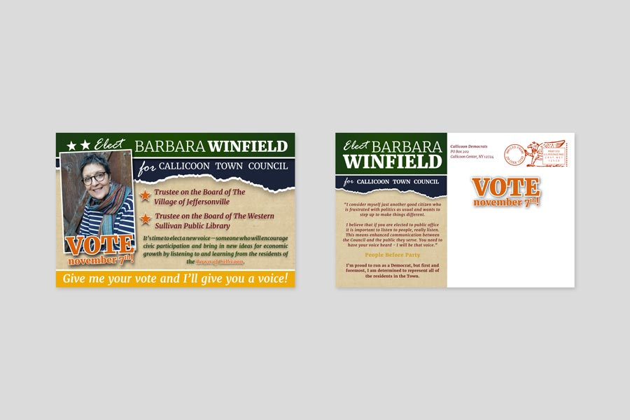Political Mail Strategy for Essential Outreach at Local Level